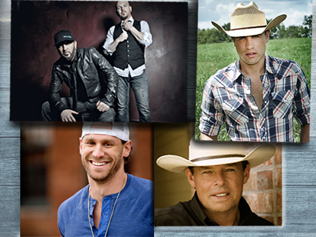 Headwaters Country Jam Lineup